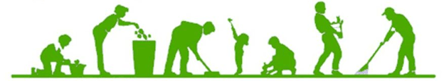 town clean up logo